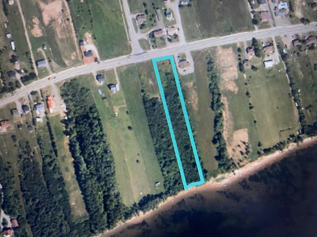 Terrain à vendre à Hope, Gaspésie/Îles-de-la-Madeleine, Route  132, 28972424 - Centris.ca