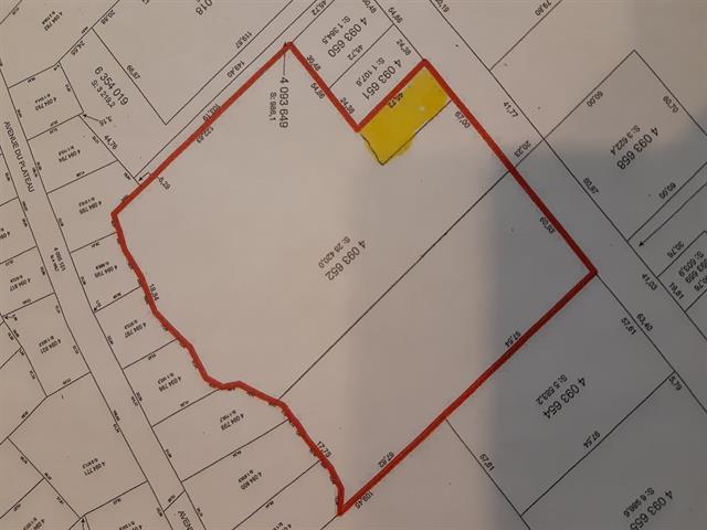 Lot for sale in La Pocatière, Bas-Saint-Laurent, Avenue de la Grande-Anse, 27575641 - Centris.ca