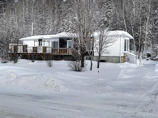 Mobile home for sale in Saguenay (Lac-Kénogami), Saguenay/Lac-Saint-Jean, 4419, Chemin de la Rivière-aux-Sables, 27366468 - Centris.ca
