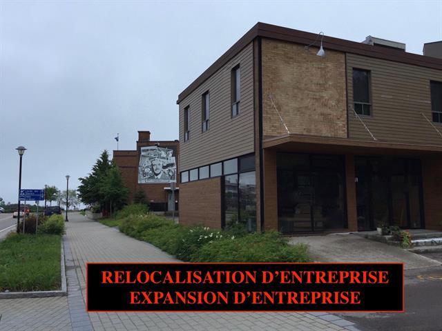 Commercial building for sale in Baie-Comeau, Côte-Nord, 4, Place  La Salle, 12173723 - Centris.ca