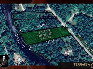Terrain à vendre à Ripon, Outaouais, Montée  Levert, 25644528 - Centris.ca