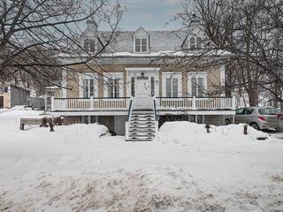 Duplex à vendre à Saint-Jean-de-l'Île-d'Orléans, Capitale-Nationale, 4702 - 4704, Chemin  Royal, 15753366 - Centris.ca