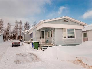 Maison mobile à vendre à Chute-aux-Outardes, Côte-Nord, 62, Rue  Lessard, 14379407 - Centris.ca