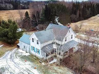 Fermette à vendre à Huberdeau, Laurentides, 108Z, Chemin de Gray Valley, 25048264 - Centris.ca