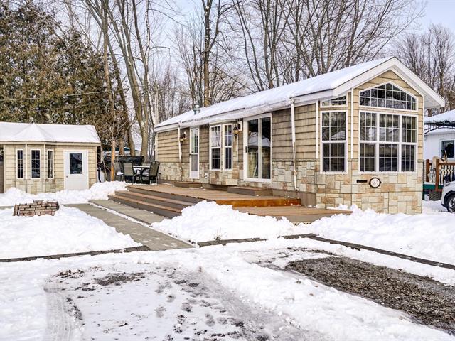 Mobile home for sale in Venise-en-Québec, Montérégie, 66, Avenue de Venise Est, apt. 7, 16099009 - Centris.ca
