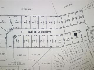 Lot for sale in Lévis (Les Chutes-de-la-Chaudière-Est), Chaudière-Appalaches, 1159, Rue de la Chicouté, 15796855 - Centris.ca