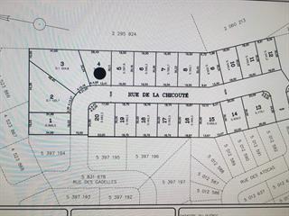 Terrain à vendre à Lévis (Les Chutes-de-la-Chaudière-Est), Chaudière-Appalaches, 1188, Rue de la Chicouté, 13335992 - Centris.ca
