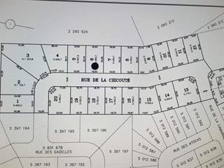 Terrain à vendre à Lévis (Les Chutes-de-la-Chaudière-Est), Chaudière-Appalaches, 1180, Rue de la Chicouté, 26591337 - Centris.ca