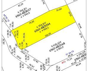 Terrain à vendre à Val-des-Monts, Outaouais, Chemin du Crépuscule, 22106464 - Centris.ca