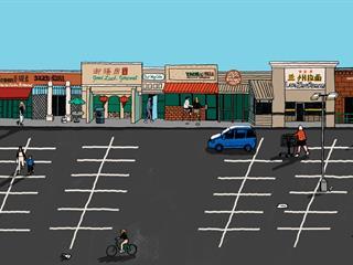 Bâtisse commerciale à louer à Laval (Sainte-Dorothée), Laval, 140, Rue  Principale, 24483306 - Centris.ca