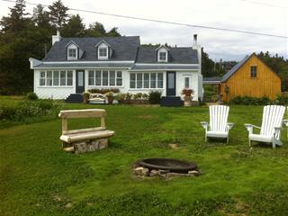 Maison à vendre à Grande-Vallée, Gaspésie/Îles-de-la-Madeleine, 39, Rue du Quai, 11489529 - Centris.ca