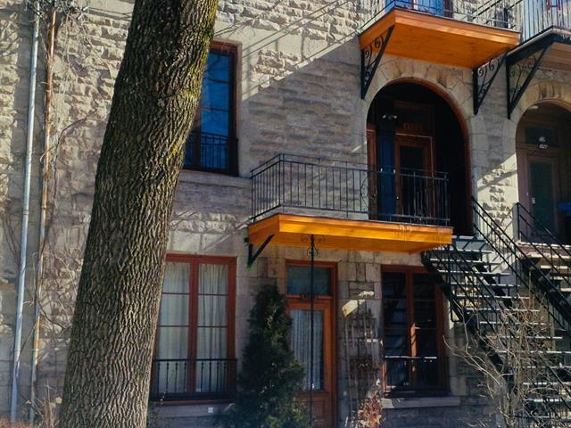 Condo à vendre à Montréal (Le Plateau-Mont-Royal), Montréal (Île), 4535, Avenue de l'Esplanade, 27716142 - Centris.ca