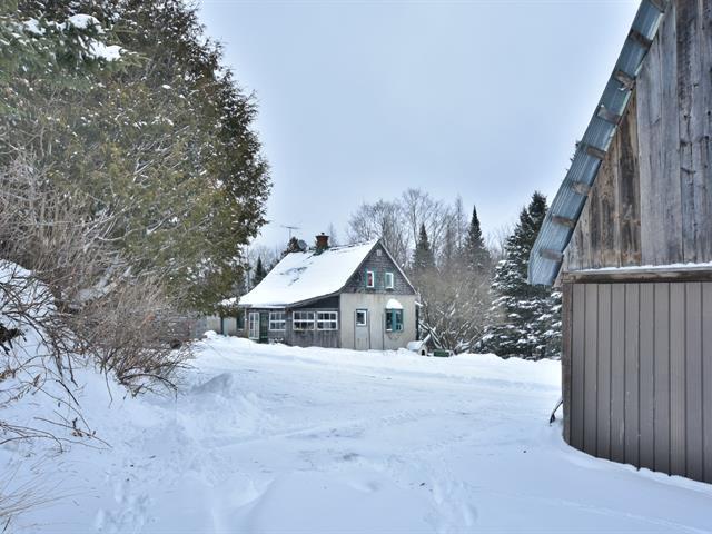 Fermette à vendre à Sainte-Agathe-des-Monts, Laurentides, 2390 - 2400, Chemin  Brunet, 21227688 - Centris.ca