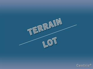 Terrain à vendre à Lévis (Les Chutes-de-la-Chaudière-Est), Chaudière-Appalaches, 25, Rue de l'Oiselet, 10269970 - Centris.ca