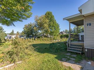 Maison mobile à vendre à Sorel-Tracy, Montérégie, 75, Rue  Pouliot, 11070880 - Centris.ca