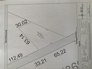Lot for sale in New Richmond, Gaspésie/Îles-de-la-Madeleine, 9999, boulevard  Perron Ouest, 17128639 - Centris.ca