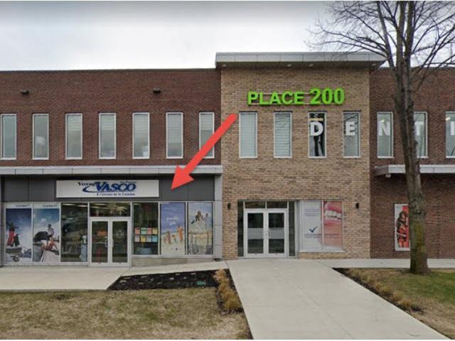 Local commercial à louer à Sainte-Thérèse, Laurentides, 200 - 103, boulevard du Curé-Labelle, local 103B, 14432920 - Centris.ca