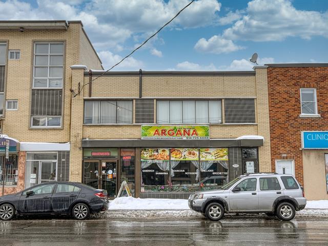 Local commercial à louer à Montréal (Villeray/Saint-Michel/Parc-Extension), Montréal (Île), 1987, Rue  Jean-Talon Est, 28001748 - Centris.ca