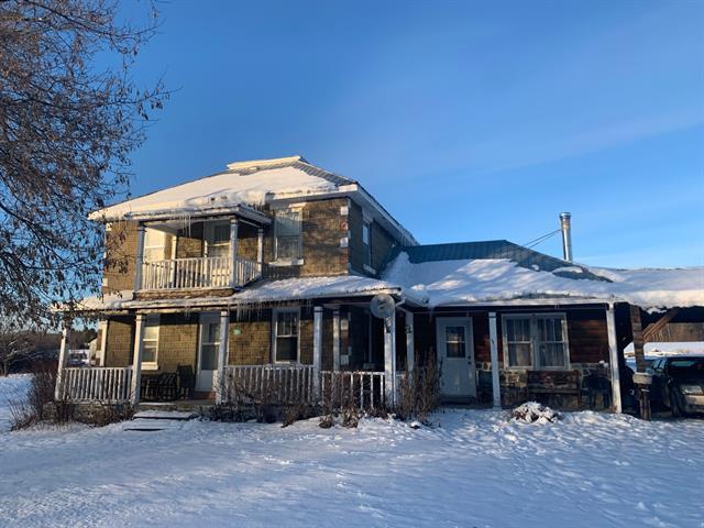 Fermette à vendre à Chichester, Outaouais, 1396, Chemin de Chapeau-Sheenboro, 25803644 - Centris.ca