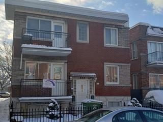 Duplex for sale in Montréal (Villeray/Saint-Michel/Parc-Extension), Montréal (Island), 8120, Rue  Birnam, 21001576 - Centris.ca