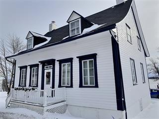 Maison à vendre à Saint-Jean-de-l'Île-d'Orléans, Capitale-Nationale, 4741, Chemin  Royal, 11073013 - Centris.ca