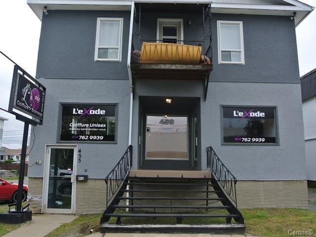 Quadruplex à vendre à Rouyn-Noranda, Abitibi-Témiscamingue, 457 - 461, Avenue  Larivière, 27701485 - Centris.ca
