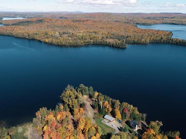 Terre à vendre à Saint-Aimé-du-Lac-des-Îles, Laurentides, 1308, Chemin du Tour-du-Lac, 24225548 - Centris.ca
