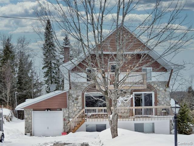 Maison à vendre à Chertsey, Lanaudière, 290 - 292, Rue du Lac-Réjean, 16268248 - Centris.ca