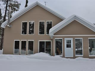 Cottage for sale in Lac-au-Brochet, Côte-Nord, 5, Lac  Kinney, 18241461 - Centris.ca
