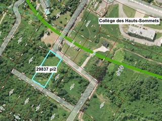Land for sale in Saint-Tite-des-Caps, Capitale-Nationale, 377, Avenue de la Montagne, 13235774 - Centris.ca