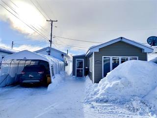 Maison mobile à vendre à Chibougamau, Nord-du-Québec, 1222, 12e Rue, 18263431 - Centris.ca