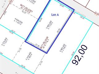 Lot for sale in Fort-Coulonge, Outaouais, 0A, Rue  Principale, 21213967 - Centris.ca