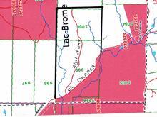 Land for sale in Lac-Brome, Montérégie, Chemin  Draper, 13904519 - Centris