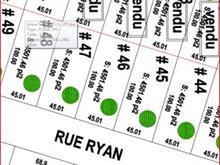 Terrain à vendre à Jonquière (Saguenay), Saguenay/Lac-Saint-Jean, Rue  Ryan, 20834219 - Centris.ca