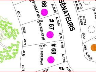 Terrain à vendre à Saguenay (Jonquière), Saguenay/Lac-Saint-Jean, Rue des Sénateurs, 28536762 - Centris.ca