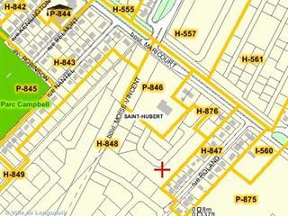 Terrain à vendre à Longueuil (Saint-Hubert), Montérégie, Rue  Non Disponible-Unavailable, 23063655 - Centris.ca