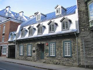 Local commercial à louer à Québec (La Cité-Limoilou), Capitale-Nationale, 86, Rue  Saint-Louis, 11262002 - Centris.ca