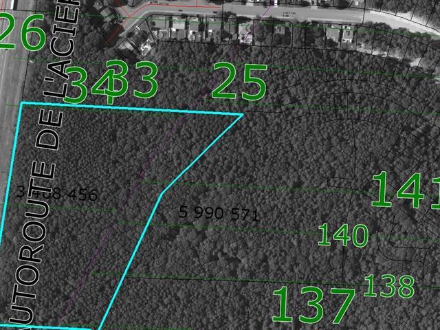 Land for sale in Sorel-Tracy, Montérégie, Rue de La Rochelle, 9710805 - Centris.ca
