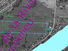 Land for sale in Sorel-Tracy, Montérégie, Chemin  Saint-Roch, 10060288 - Centris.ca