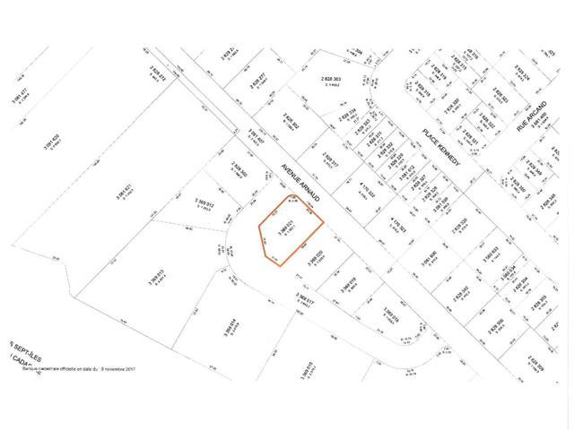Terrain à vendre à Sept-Îles, Côte-Nord, Avenue  Arnaud, 22526923 - Centris.ca