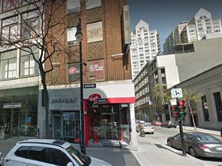 Commercial unit for rent in Montréal (Ville-Marie), Montréal (Island), 1221, Rue  Sainte-Catherine Ouest, 23148391 - Centris.ca