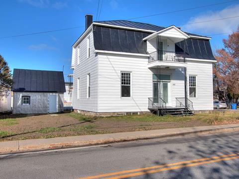 Triplex à vendre à Batiscan, Mauricie, 661 - 663, Rue  Principale, 21485981 - Centris