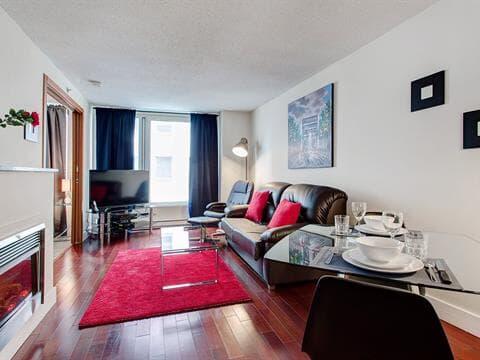 Condo / Appartement à louer à Ville-Marie (Montréal), Montréal (Île), 888, Rue  Saint-François-Xavier, app. 1520, 17840234 - Centris.ca