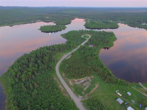 Terrain à vendre à Lamarche, Saguenay/Lac-Saint-Jean, 22, Rue du Domaine, 19254578 - Centris