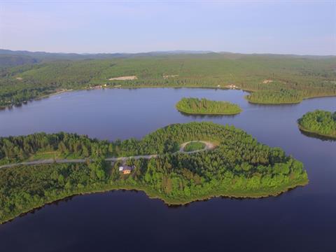 Terrain à vendre à Lamarche, Saguenay/Lac-Saint-Jean, 1, Rue du Domaine, 21722658 - Centris