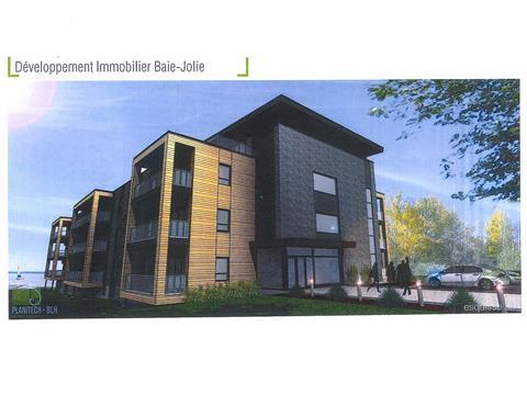 Condo / Apartment for rent in Trois-Rivières, Mauricie, 9761, Rue  Notre-Dame Ouest, apt. 201, 15208785 - Centris.ca