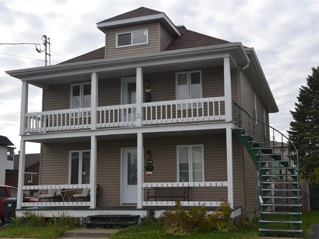 Duplex for sale in Saint-Joseph-de-Sorel, Montérégie, 307 - 309, Rue  Saint-Joseph, 24871767 - Centris.ca