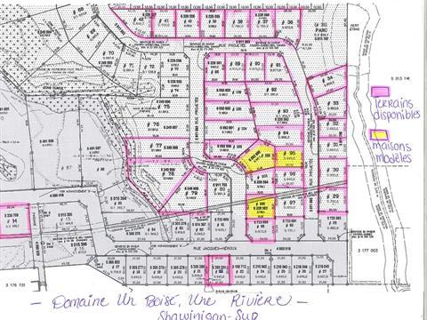 Terrain à vendre à Shawinigan, Mauricie, Rue  Suzanne-Langevin, 11523926 - Centris.ca