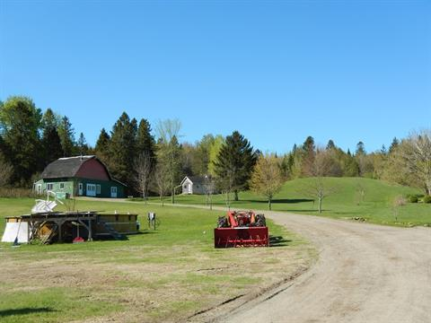 Hobby farm for sale in Saint-Didace, Lanaudière, 582 - 590, Rue  Principale, 20731428 - Centris.ca