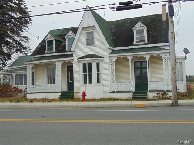 Maison à vendre à Hemmingford - Canton, Montérégie, 438 - 440, Route  219 Sud, 19402226 - Centris.ca